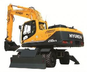HYNDAI R210W9