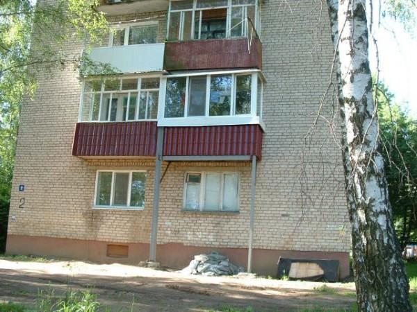 Балкон Фроловская 47