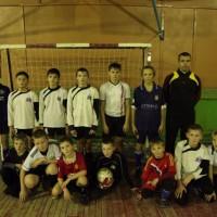 Детская футбольная команда «ОЛАКС».