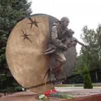 Памятник Дмитрию Разумовскому, г. Ульяновск.