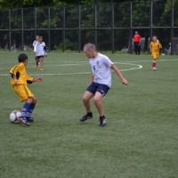 Этот финт не пройдет.Детская футбольная команда «ОЛАКС».