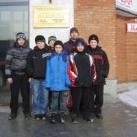 Детская футбольная команда «ОЛАКС».Комплекс «Атлант»