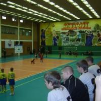 Детская футбольная команда «ОЛАКС».Мгновения игры.