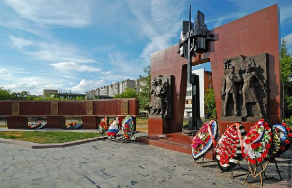 Мемориальный комплекс «Смоленское захоронение» г. Тверь