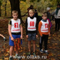 Биатлон. Команда детской спортивной школы «Олакс». Молодцы...