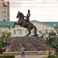 Памятник генералу А.П.Ермолову,  г.Орел