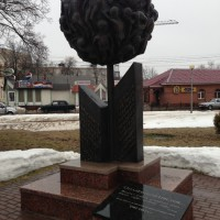 Памятник малолетним узникам, г. Смоленск