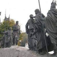 «Песнь о Нибелунгах» (фото-2),  г.Тульн-на-Дунае, Австрия