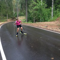 Лето 2015, спортлагерь в Пржевальском